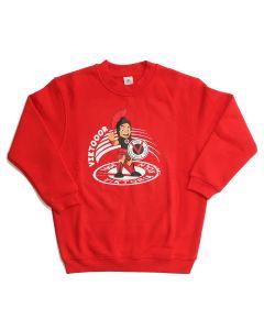 """Kindersweatshirt """"Viktooor"""""""