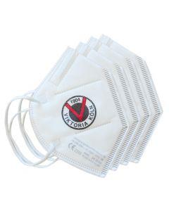 10er Pack Viktoria FFP2-Maske