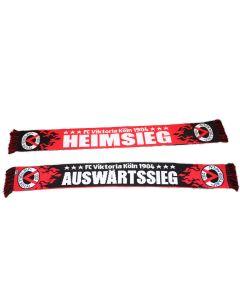 """Schal """"Heimsieg / Auswärtssieg"""""""